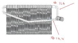 ΕΒΑΠΟΡΕΤΑ ΚΑΛΟΡΙΦΕΡ C-CLASS W203 CL203