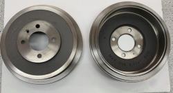 ΤΑΜΠΟΥΡΑ ΟΠΙΣΘΙΑ VW CADDY II 1996 - 2003 SEAT INKA 1995 - 2003 230X30 mm